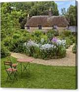 Thomas Hardy's Cottage Canvas Print