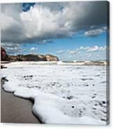 Tide Canvas Print