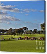 Torrey Pines Golf Course Canvas Print