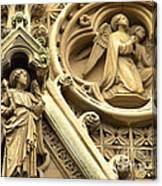 Truro Cathedral Canvas Print