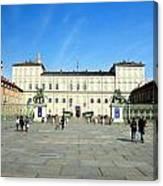 Turin Palazzo Reale Canvas Print