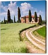 Tuscan Classic Canvas Print