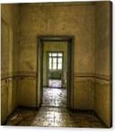 Two Doors Canvas Print