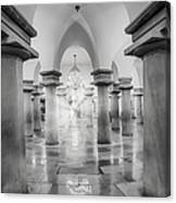 United States Capitol Crypt Canvas Print