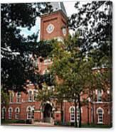 University Hall  Canvas Print