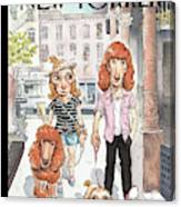 New Yorker June 27th, 2011 Canvas Print