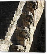 Uxmal Maya Ruins Canvas Print
