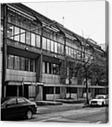 Vancouver Police Department Station 236 Cordova Street Bc Canada Canvas Print