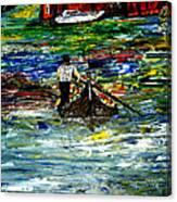 Venice Spring Canvas Print