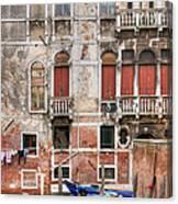 Venice Unseen Canvas Print