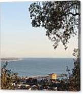 Ventura Skyline Canvas Print
