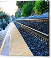 Ventura Train Station Canvas Print
