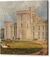 View Of Hampton Court Canvas Print