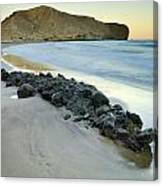 Volcanic Rocks Canvas Print