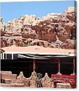 Wadi Rum Canvas Print