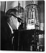 Walter Brattain, Us Physicist Canvas Print