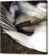 Water Flow Canvas Print