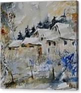 Watercolor 419082 Canvas Print