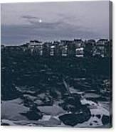 West Beach Lossie Canvas Print