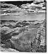 West Rim Grand Canyon National Park Canvas Print