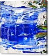 Wet Paint 54 Canvas Print
