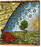Where Heaven And Earth Meet 1888 Canvas Print