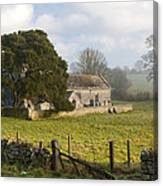 Whitcombe Church Canvas Print
