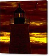 Wicked Sky Canvas Print