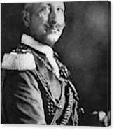 Wilhelm II (1859-1941) Canvas Print
