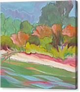 Willamette River 31 Canvas Print