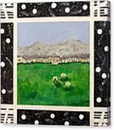 Willamette Valley In Spring Canvas Print
