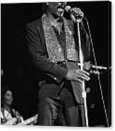 Wilson Pickett Canvas Print