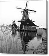 Wind Mill Canvas Print