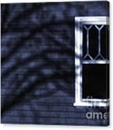 Window And Shadows Canvas Print