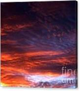 Windows Of Heaven Canvas Print