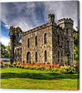 Winnekenni Castle V2 Canvas Print