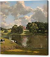 Wivenhoe Park Canvas Print