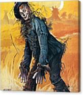 Wizard Of Oz, 1903 Canvas Print