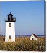 Wood End Lighthouse Canvas Print