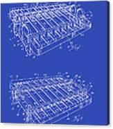 Xylophone Patent 1949 Canvas Print