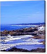Yachats Oregon 2013 Canvas Print