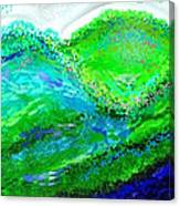 Yukiyu Canvas Print