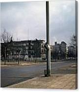 Berlin 1961 Canvas Print