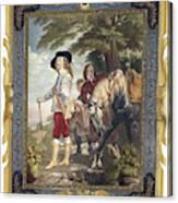 Charles I (1600-1649) Canvas Print