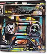 JB Canvas Print