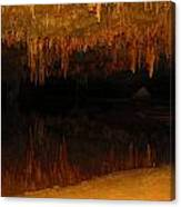 Luray Cavern Canvas Print