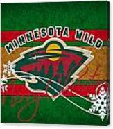 Minnesota Wild Canvas Print
