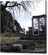 Olympia Greece Canvas Print