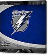 Tampa Bay Lightning Canvas Print