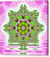 The Kaleidoscope Reflections Canvas Print